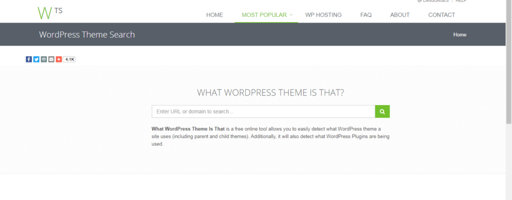 wordpress sablon kereső